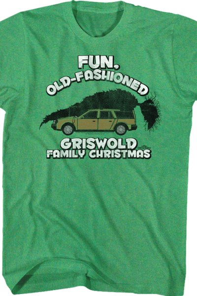 Old Fashioned Griswold Christmas