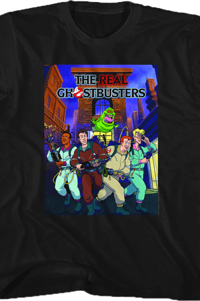 Poster Real Ghostbusters