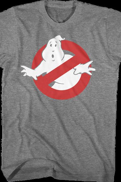 Graphite Ghostbusters Logo
