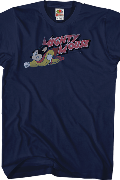 Retro Mighty Mouse
