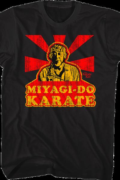 Retro Miyagi-Do Karate Kid