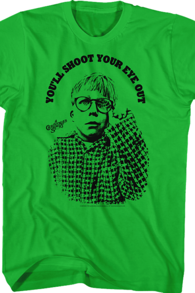 Shoot Your Eye Out Christmas Story