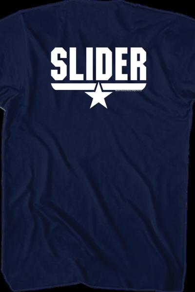 Slider Top Gun