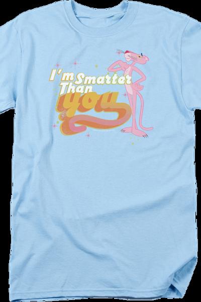 Smarter Than You Pink Panther