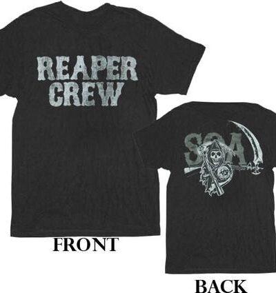 SOA Reaper Crew Layered SOA 2-Sided