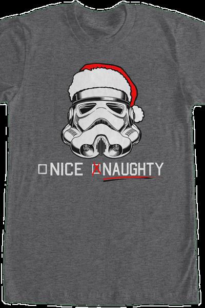 Star Wars Naughty Stormtrooper Christmas