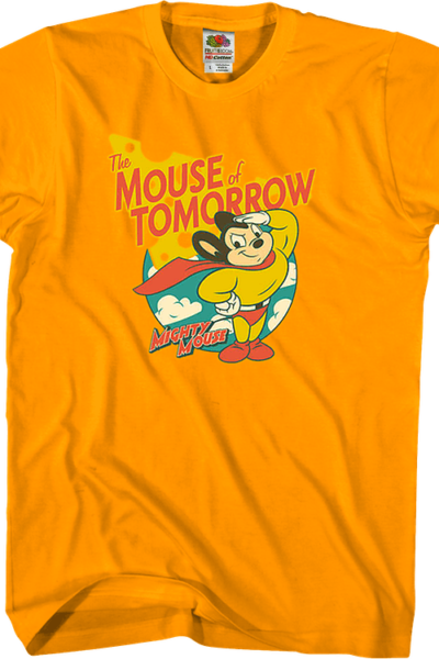The Mouse of Tomorrow Mighty Mouse