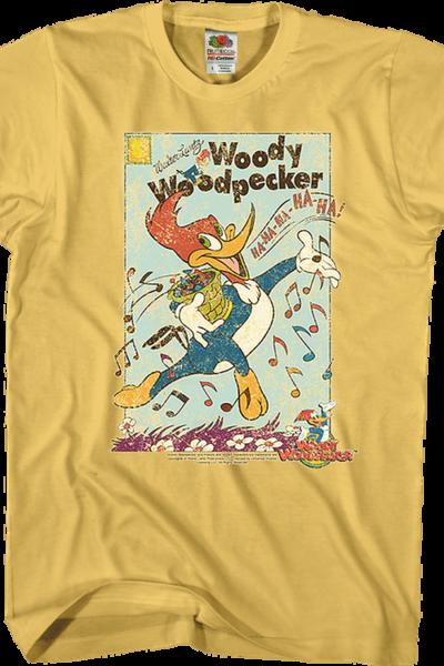 Vintage Woody Woodpecker