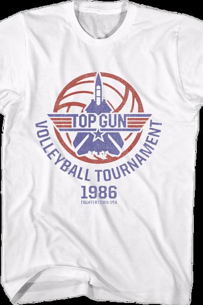 Volleyball Tournament Top Gun