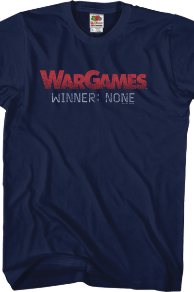 Winner None WarGames