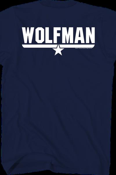 Wolfman Top Gun
