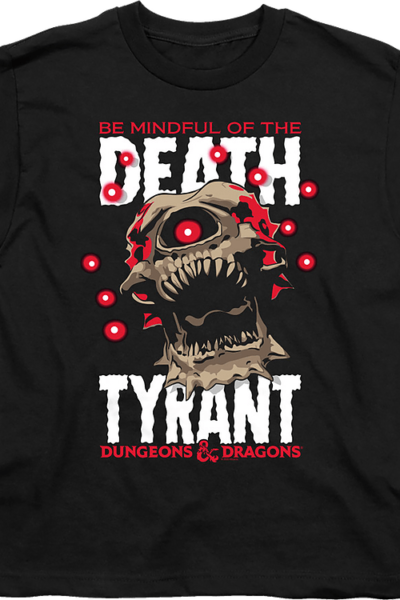 Youth Death Tyrant Dungeons & Dragons