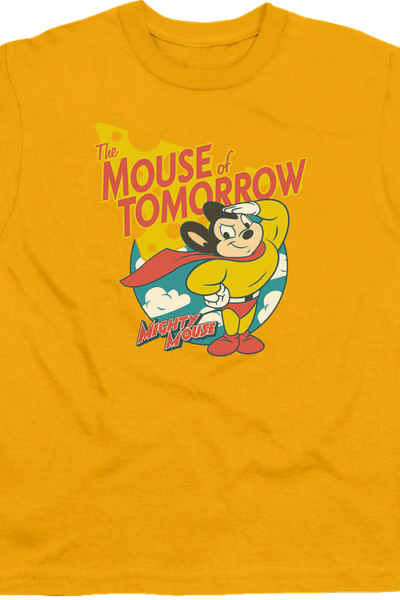 Youth The Mouse of Tomorrow Mighty Mouse