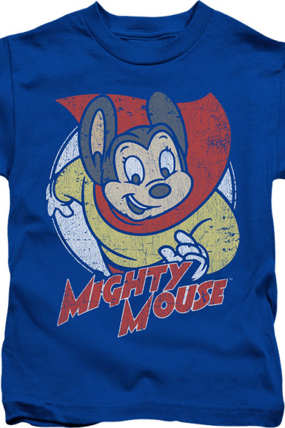 Youth Vintage Mighty Mouse