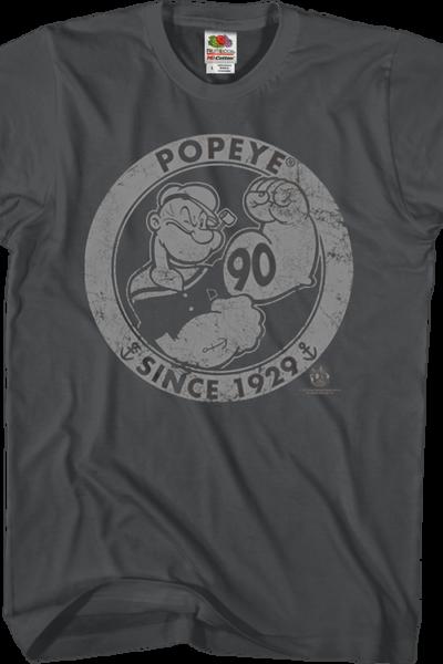 90th Anniversary Popeye T-Shirt