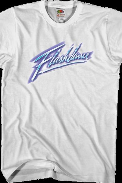 Airbrush Flashdance T-Shirt