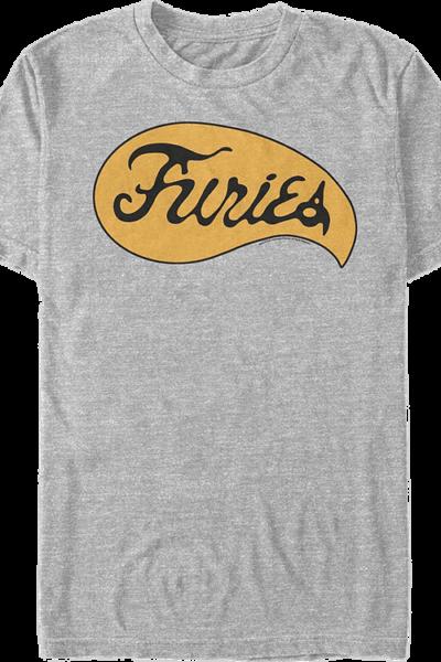 Baseball Furies Logo Warriors T-Shirt
