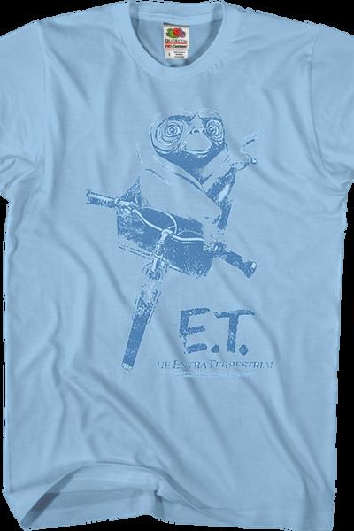 Bike Ride ET Shirt
