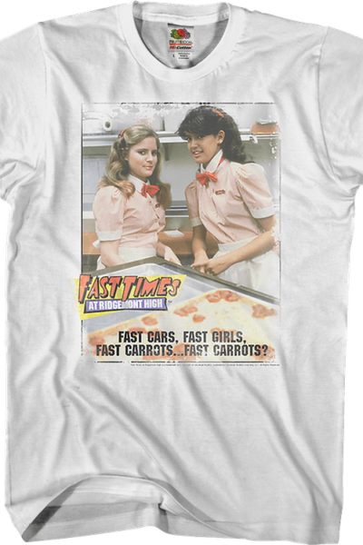 Carrots Fast Times At Ridgemont High T-Shirt