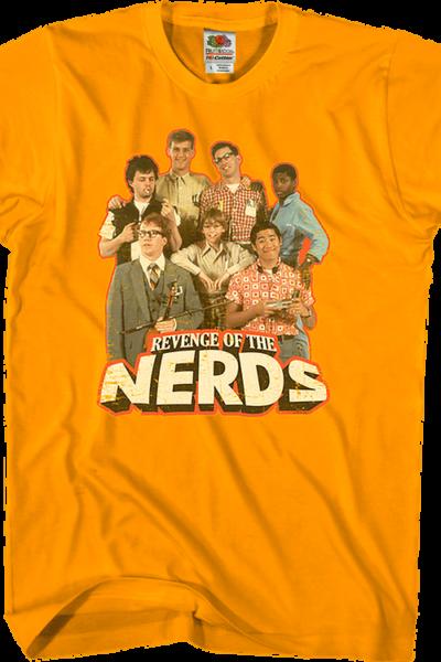 Cast Revenge Of The Nerds Shirt