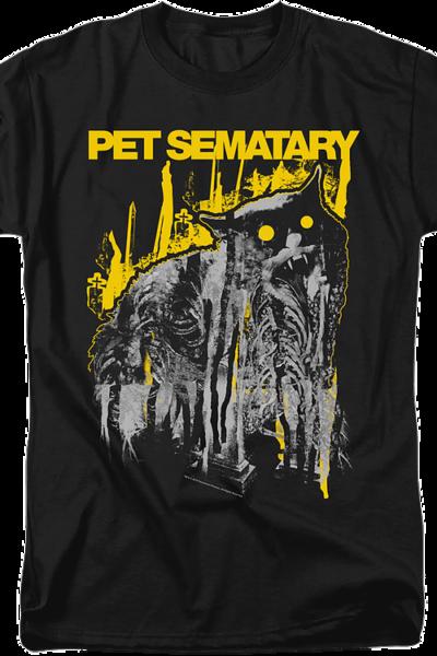 Church Decay Pet Sematary T-Shirt