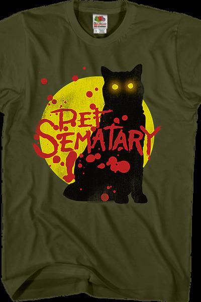 Church Pet Sematary T-Shirt