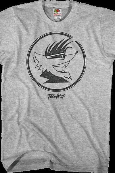 Circle Logo Teen Wolf T-Shirt
