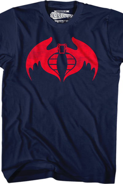 Cobra Air Force Logo GI Joe T-Shirt