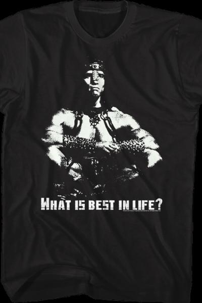 Conan The Barbarian Shirt