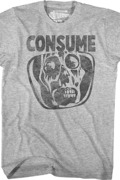 Consume They Live T-Shirt