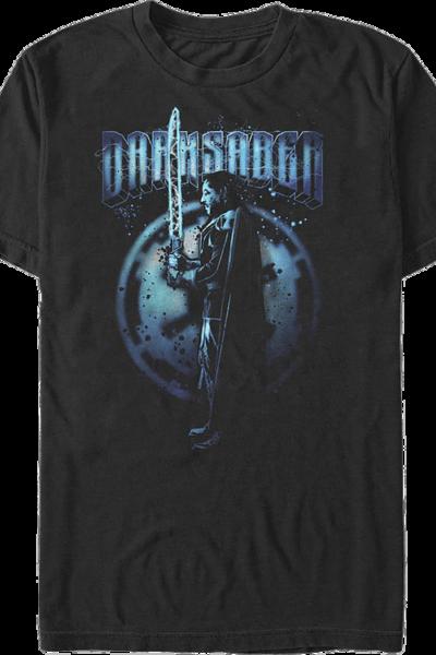 Darksaber The Mandalorian Star Wars T-Shirt