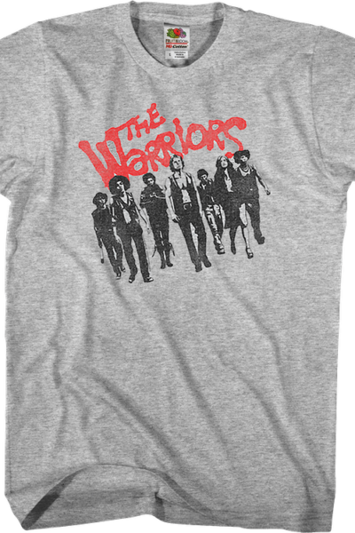 Distressed Warriors T-Shirt