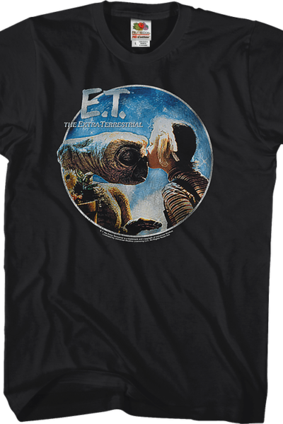 ET Gertie Kiss T-Shirt