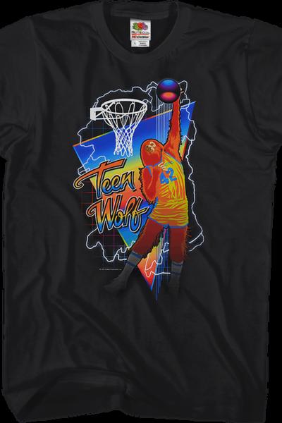 Electric Dunk Teen Wolf T-Shirt
