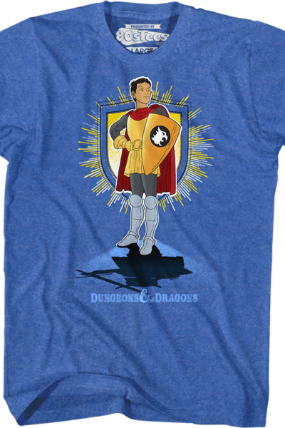Eric the Cavalier Dungeons & Dragons T-Shirt