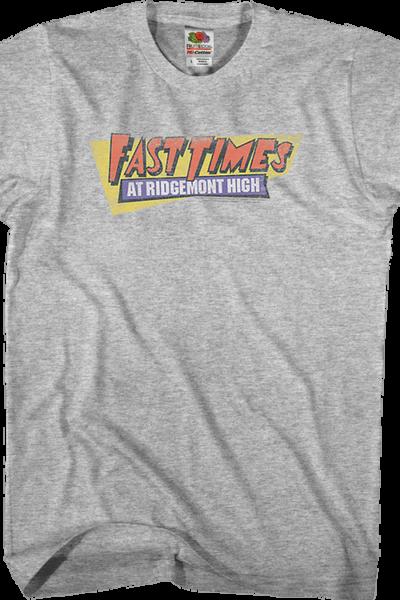 Fast Times At Ridgemont High Shirt