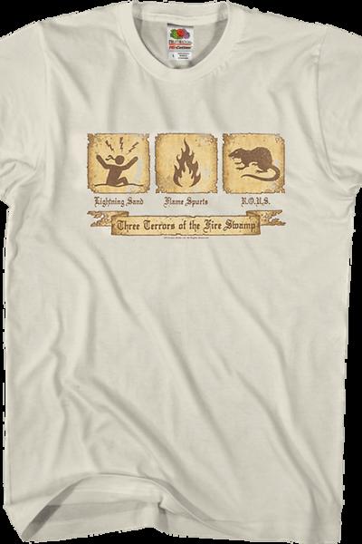 Fire Swamp Princess Bride Shirt