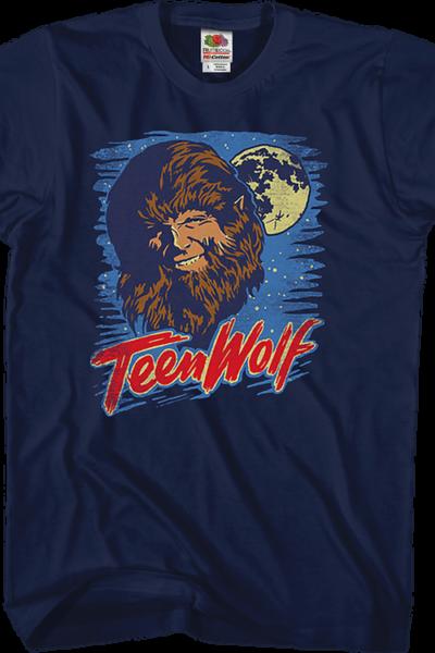 Full Moon Teen Wolf T-Shirt