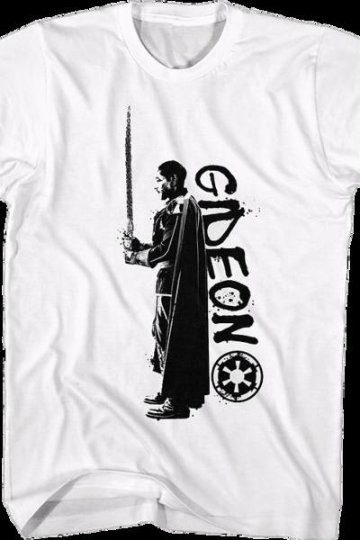 Gideon The Mandalorian Star Wars T-Shirt