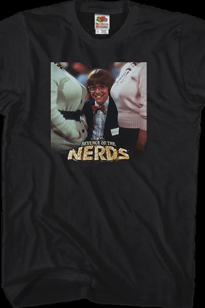 Harold Wormser Revenge of the Nerds T-Shirt
