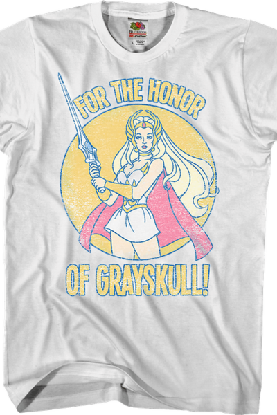 Honor of Grayskull She-Ra T-Shirt