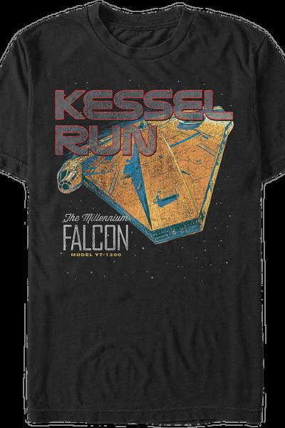 Kessel Run Solo Star Wars T-Shirt