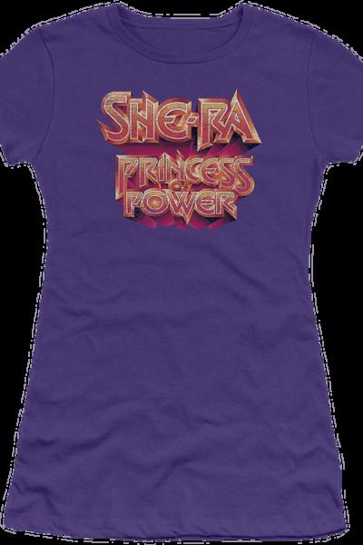 Ladies Princess of Power Shirt
