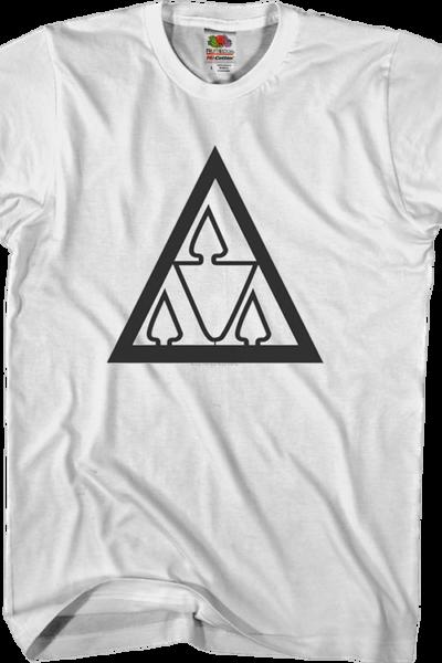 Lambda Lambda Lambda Greek Games Revenge of the Nerds T-Shirt