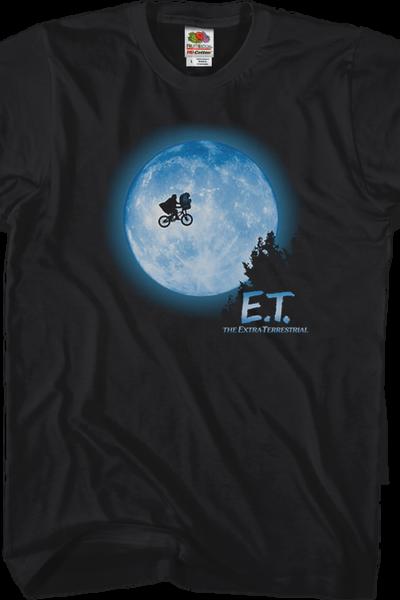 Moon ET Shirt