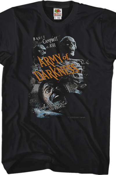 Movie Poster Army of Darkness T-Shirt