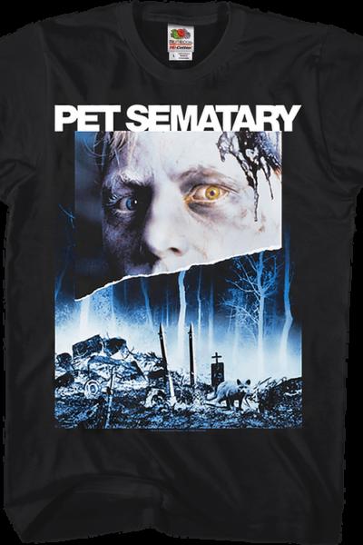 Movie Poster Pet Sematary T-Shirt