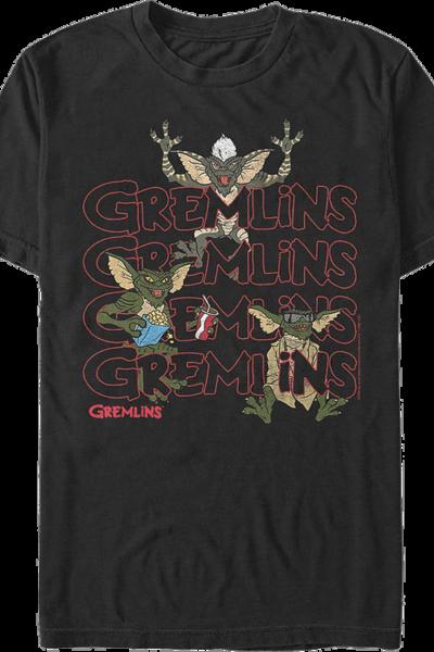 Movie Theater Gremlins T-Shirt