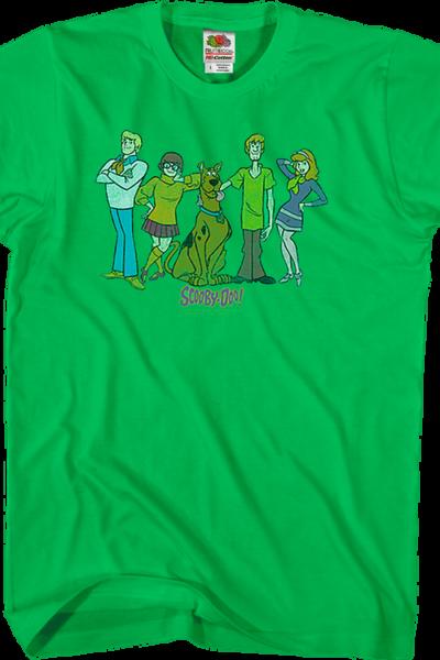 Mystery Inc. Scooby-Doo T-Shirt