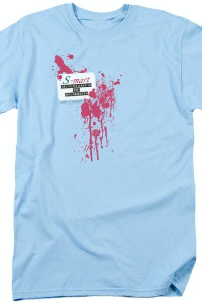 Name Tag Army of Darkness T-Shirt
